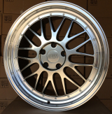 Alu kola Racing Line BY1032, 19x9.5 5x114.3 ET35,