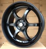 Alu kola Racing Line DW6029, 19x9.5 5x114.3 ET35, černá matná