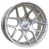 Alu kola Racing Line SSA03, 18x10 5x120 ET15, stříbrná