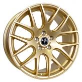 Alu kola Racing Line TL1398, 19x8.5 5x114.3 ET35, zlatá