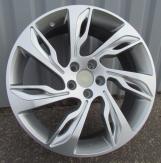 Alu kola Racing Line XFA27, 19x8 5x108 ET45, stříbrná metalíza