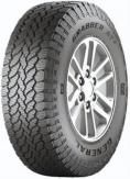 Pneu General Tire GRABBER AT3 285/65 R17 TL M+S 3PMSF FR 10PR 121S Celoroční