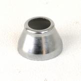 Ventilový návlek chromový na ventil TR412