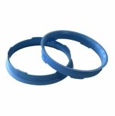 Vymezovací kroužky vněj. průměr 67,1 - 64,1 mm