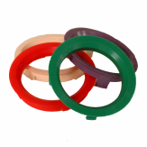 Vymezovací kroužky vněj. průměr 75,1 - 64,0 mm
