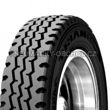 13 R22.5 Triangle TR668 156/150 L, TL, vodící/záběrová/návěsová, nákladní pneu