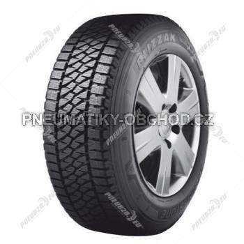Pneu Bridgestone BLIZZAK W810 195/65 R16 TL C M+S 3PMSF 104T Zimní