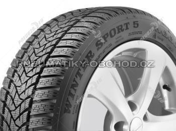 Pneu Dunlop WINTER SPORT 5 205/55 R16 TL M+S 3PMSF 91T Zimní