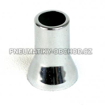 Ventilový návlek chromový na ventil TR413